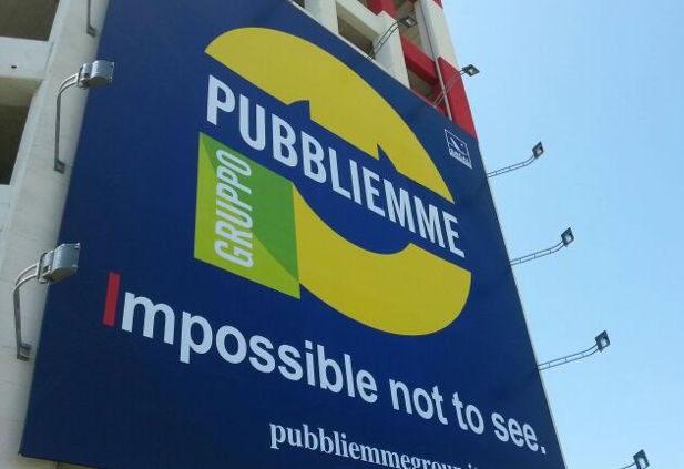 banner pubblicitario